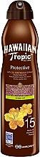 Parfumuri și produse cosmetice Spray de corp - Hawaiian Tropic Protective Argan Oil Spray SPF 15