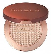 Parfumuri și produse cosmetice Iluminator-corector pentru față - Nabla Shade & Glow