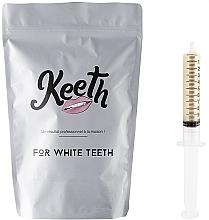 """Parfumuri și produse cosmetice Set cartuș de înlocuire pentru albirea dinților """"Mango"""" - Keeth Mango Refill Pack"""