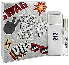 Parfumuri și produse cosmetice Carolina Herrera 212 VIP Gift Set 2 - Set (edt/100ml + edt/mini/10ml)