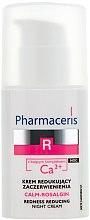 Parfumuri și produse cosmetice Cremă de noapte cu efect calmant pentru piele sensibila - Pharmaceris R Calm-Rosalgin Night Cream