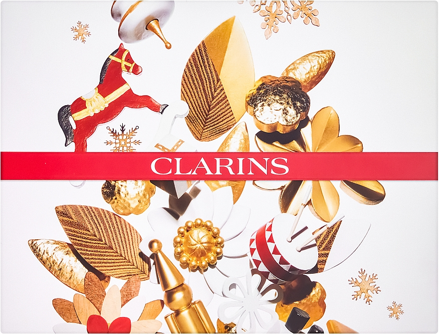 Set - Clarins Multi-Active Collection (day/cream/50ml + night/cream/15ml+balm/15ml+bag)