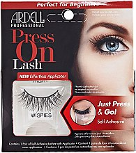 Parfumuri și produse cosmetice Gene false - Ardell Press On Lash Wispies Black