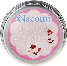 """Духи, Парфюмерия, косметика Ulei de buze """"Panna Cotta"""" - Nacomi Kiss Panna Cotta Lip Butter"""