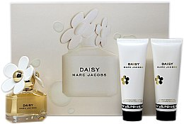 Parfumuri și produse cosmetice Marc Jacobs Daisy - Set (edt/50ml + b/lot/75ml + sh/gel/75ml)