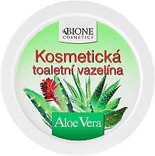 Parfumuri și produse cosmetice Vaselină - Bione Cosmetics Aloe Vera Cosmetic Vaseline