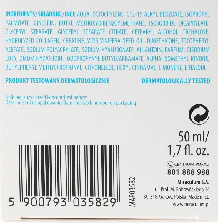 Cremă de zi intens hidratantă SPF 15 - Miraculum Aqua Plus SPF 15 — Imagine N3