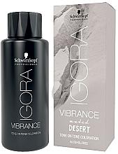 Parfumuri și produse cosmetice Vopsea de păr - Schwarzkopf Igora Vibrance Muted Desert