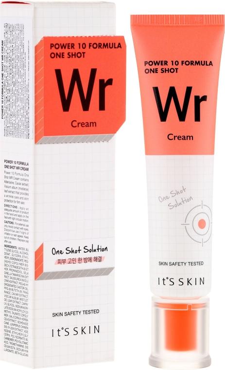 Cremă anti-îmbătrânire pentru față - It's Skin Power 10 Formula One Shot WR Cream — Imagine N1