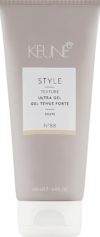 Ультрагель для волос №88 - Keune Style Ultra Gel  — фото N1