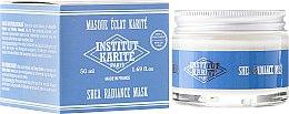 Parfumuri și produse cosmetice Mască de față - Institut Karite Shea Radiance Cream