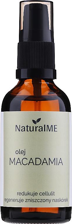 Ulei de macadamia - NaturalME (cu dozator)
