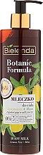 """Parfumuri și produse cosmetice Lăptișor pentru corp """"Lămâie și mentă"""" - Bielenda Botanic Formula Lemon Tree Extract + Mint Body Milk"""