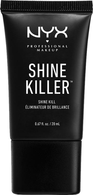 Bază de machiaj cu efect matifiant - NYX Professional Makeup Shine Killer