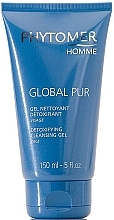 Духи, Парфюмерия, косметика Гель очищающий - Phytomer Homme Global Pur Detoxifying Cleansing Gel