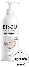 Parfumuri și produse cosmetice Cremă-balsam de mâini, hidratantă și de protecție - Bisou Bio-Therape Help My Hands