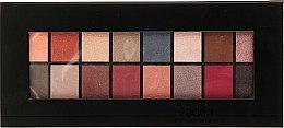 Parfumuri și produse cosmetice Paletă farduri de ochi, 16 nuanțe - Aden Cosmetics Eyeshadow Palette