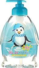 """Parfumuri și produse cosmetice Gel de duș pentru copii """"Penguin boy"""" - Chlapu Chlap Bath & Shower Gel"""