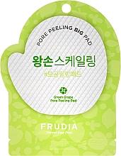 Parfumuri și produse cosmetice Peeling facial - Frudia Pore Peeling Big Pad Green Grape