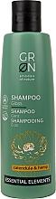 Parfumuri și produse cosmetice Șampon pentru strălucirea părului - GRN Essential Elements Brillance Calendula & Hemp Shampoo