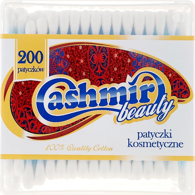 Bețișoare din bumbac, 200 bucăți - Cashmir
