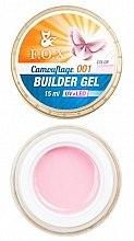 Parfumuri și produse cosmetice Gel camuflaj pentru unghii, 15 ml - F.O.X Cover Camouflage Builder Gel