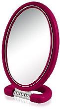 Parfumuri și produse cosmetice Oglindă cosmetică 9510, 22.5 cm, roz - Donegal Mirror
