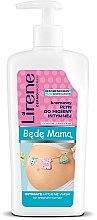 Parfumuri și produse cosmetice Gel pentru igiena intimă pentru femei însărcinate - Lirene Mama Intimate Hygiene Wash For Pregnant Woman