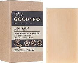 Parfumuri și produse cosmetice Săpun - Baylis & Harding Goodness Sea Lemongrass & Ginger Natutal Soap