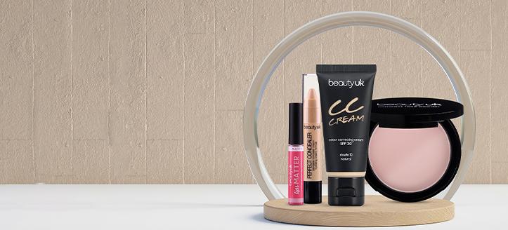La achiziționarea produselor Beauty UK începând cu suma de 181 MDL, primești cadou un ruj