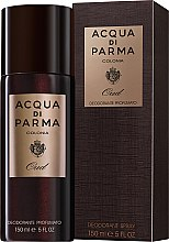 Parfumuri și produse cosmetice Acqua di Parma Colonia Oud - Deodorant