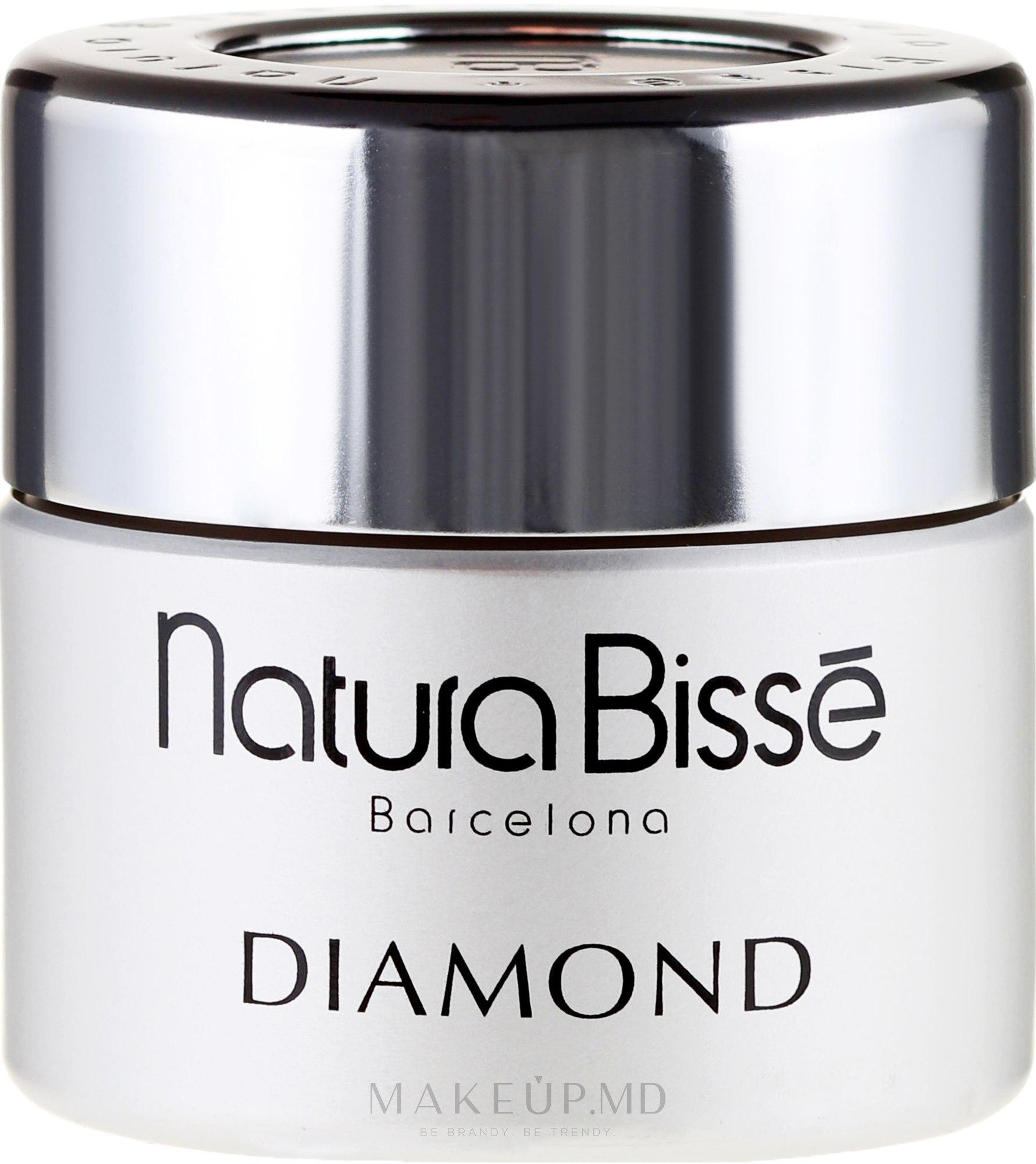 BIO Cremă regenerantă, cu efect anti-îmbătrânire - Natura Bisse Diamond Cream — Imagine 50 ml