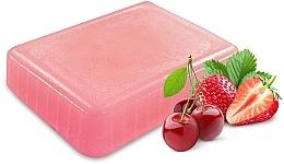 """Parfumuri și produse cosmetice Parafină """"Cireșe și căpșuni"""" - NeoNail Professional"""