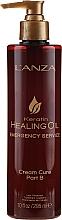 Parfumuri și produse cosmetice Cremă-tratament pentru păr (etapa B) - L'anza Keratin Healing Oil Emergency Service Cream Cure Part B