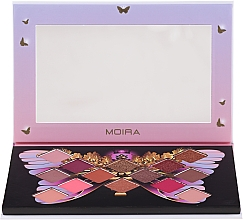 Parfumuri și produse cosmetice Paletă farduri de ochi - Moira Glow And Gleam Shadow Palette