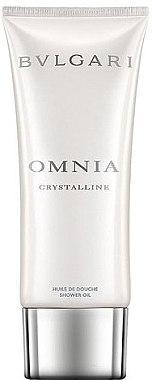 Bvlgari Omnia Crystalline - Ulei de duș — Imagine N1