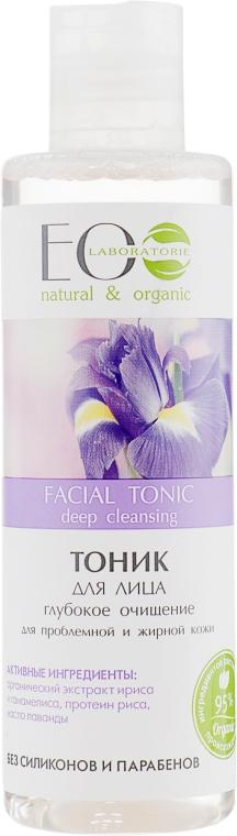 """Tonic pentru față """"Curățarea profundă"""" - ECO Laboratorie Facial Tonic"""