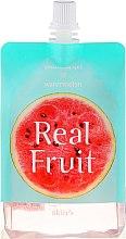 Parfumuri și produse cosmetice Gel hidratant și calmant pentru față - Skin79 Real Fruit Soothing Gel Watermelon