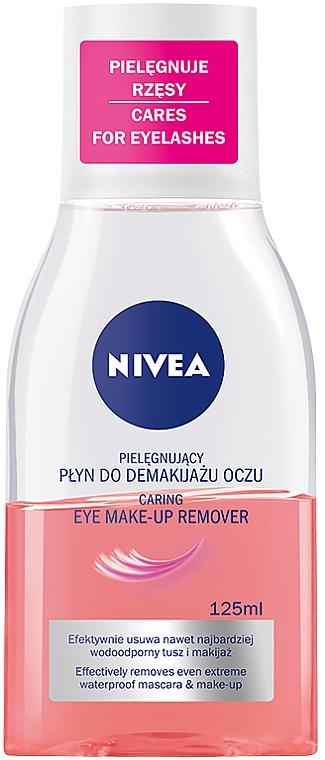 Soluţie demachiantă pentru ochi - Nivea Make-up Expert