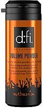 Parfumuri și produse cosmetice Pudra pentru păr - D:fi Anti-Gravity Volume Powder