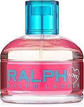 Parfumuri și produse cosmetice Ralph Lauren Love - Apă de toaletă (tester fără capac)
