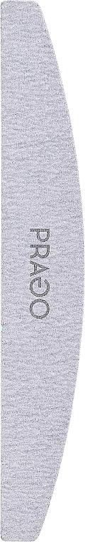"""Pilă de unghii """"Barcă"""", 100/180 - Prago"""