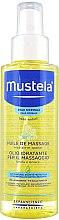 Parfumuri și produse cosmetice Ulei de masaj - Mustela Bebe Massage Oil