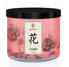 Parfumuri și produse cosmetice Kringle Candle Zen Flower - Lumânare aromată