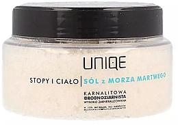 Parfumuri și produse cosmetice Sare de baie, granule mici - Silcare Quin Dead Sea Salt