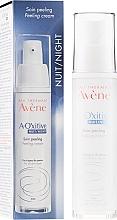 Parfumuri și produse cosmetice Cremă-peeling de noapte pentru față - Avene A-Oxitive Night Peeling Cream