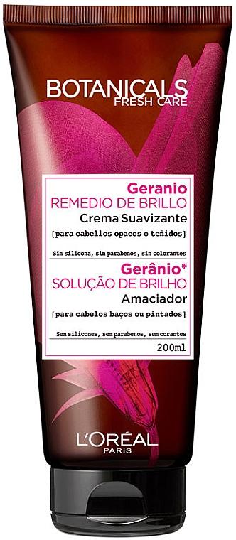 Crema de păr - L'Oréal Paris Botanicals Geranium Cream — Imagine N2