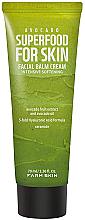 Parfumuri și produse cosmetice Крем-бальзам для лица с Авокадо - Superfood For Skin Avocado Facial Balm Cream Intensive Softening