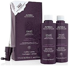 Parfumuri și produse cosmetice Set - Aveda Invati Scalp Revitalizer (spray/2x150ml)