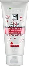 Parfumuri și produse cosmetice Cremă-mască 2în1 împotriva calusurilor - Bielenda ANX Podo Detox Cream-Mask 2in1